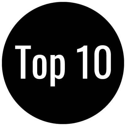 Top 10 in Suicide