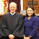 Chief Justice Canady and Judge Lisa Davidson