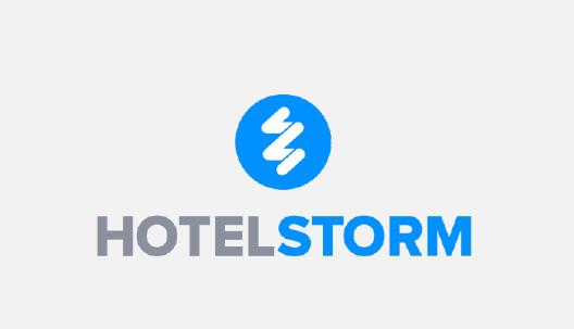 Hotel storm interactive banner