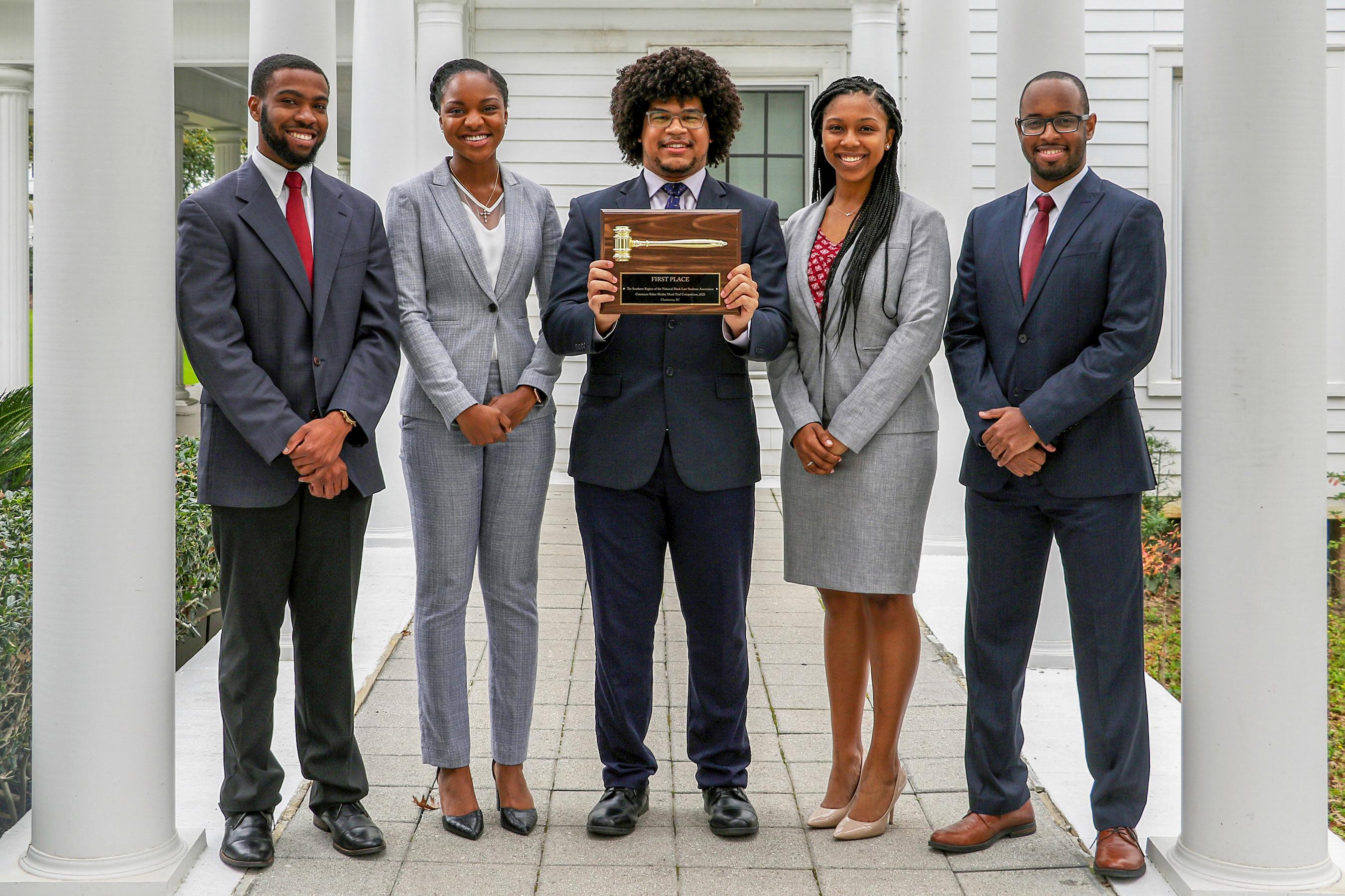 FSU Black Law Students Association Mock Trial Team