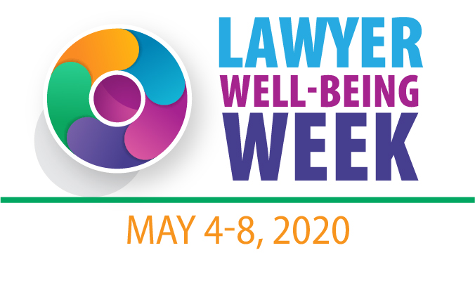 Lawyer Well Being Week