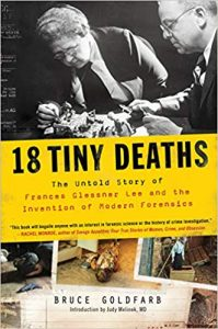 18 Tiny Deaths book cover