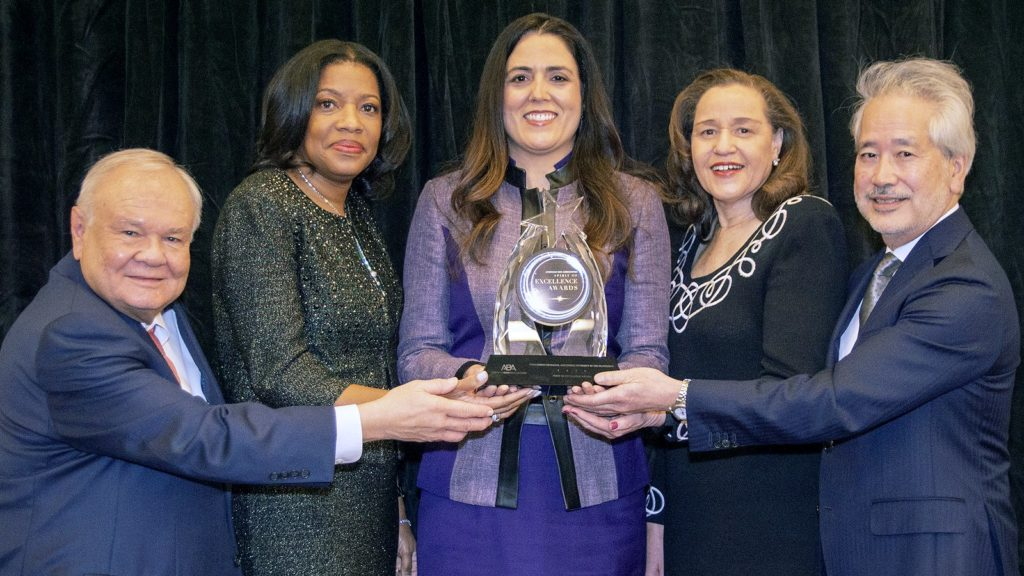 ABA honors Brown as a diversity trailblazer