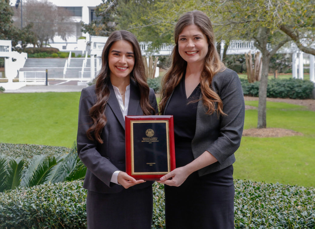 FSU moot court team wins national title