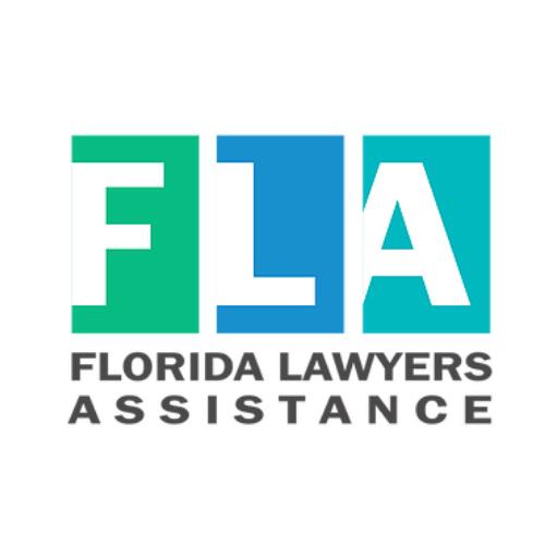 Florida Lawyers Assistance Logo