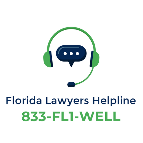With the Florida Lawyers Helpline, the emphasis is on 'help'