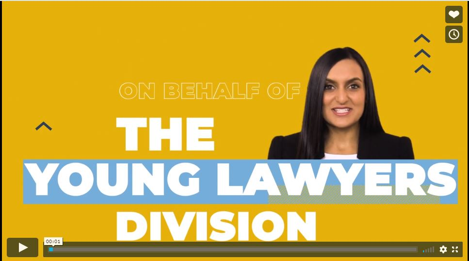 Young Lawyers Division retools its 'Practicing With Professionalism' series