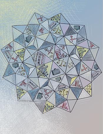 Illustration of prism