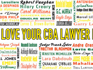 Love your Caribbean Lawyer Day
