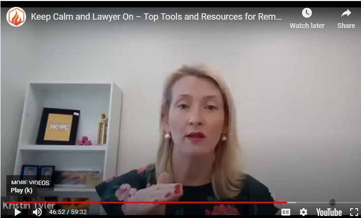 Free LegalFuel seminar shines the spotlight on tools and resources for remote work