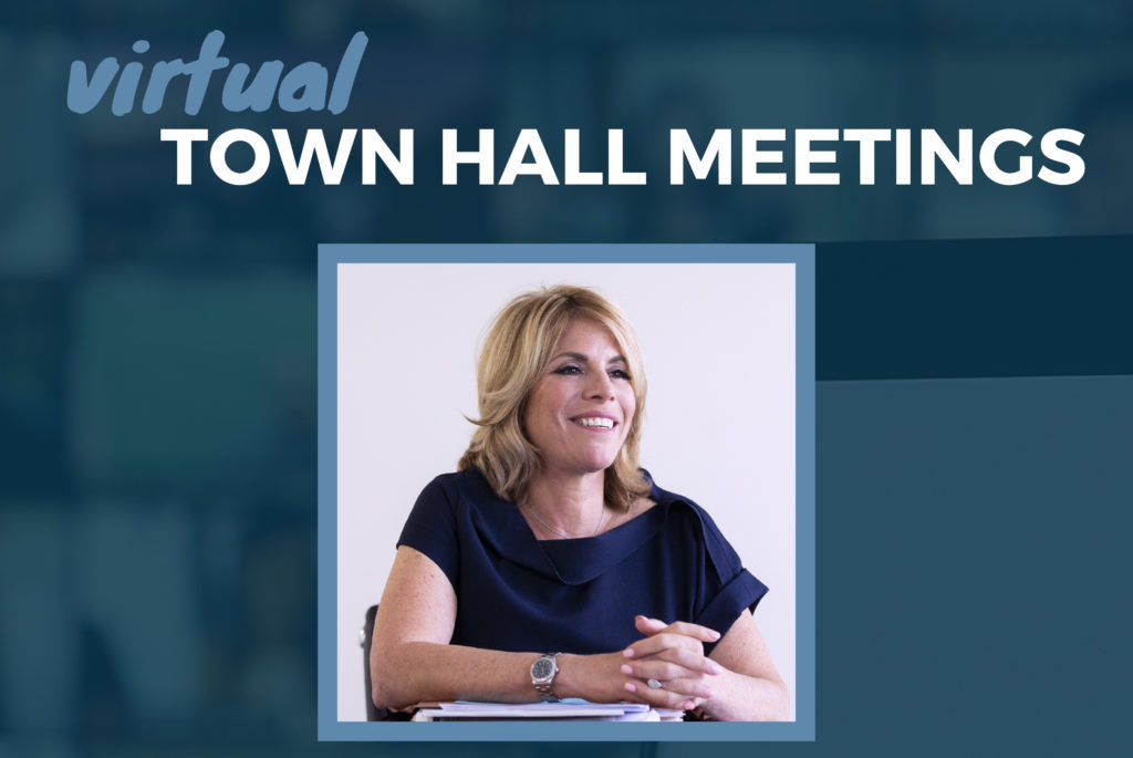 Virtual Town Halls set for the 10th, 20th and Third circuits
