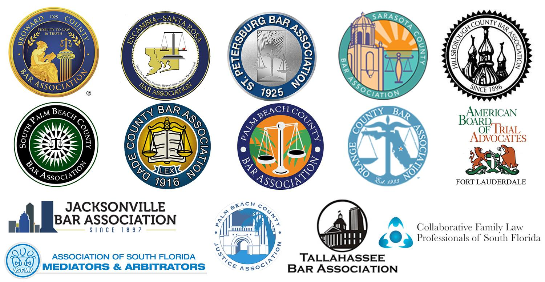 Voluntary bar logos