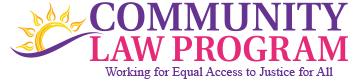 Community Law Program logo18