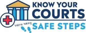 Know Your Courts logo