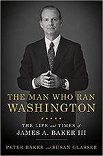 Man who ran Washington book cover