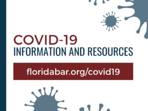 COVID web page