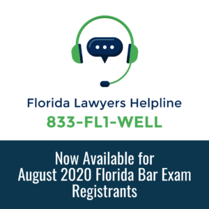 Helpline - Florida Bar Exam Registrants