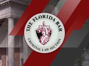 Criminal Law Section logo