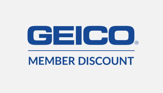 Geico Member Discount logo