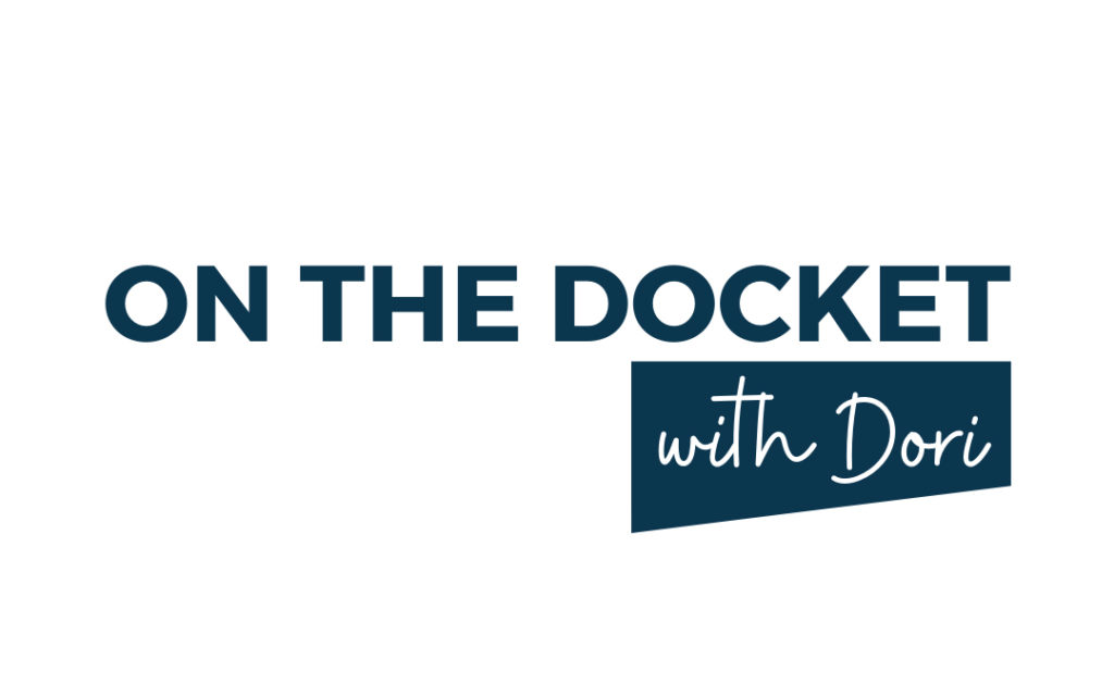 'On the Docket with Dori' debuts with an interview of the chair of the Florida Board of Bar Examiners