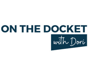 On the Docket with Dori Logo