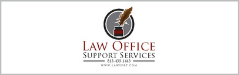 Law Office Support Services logo