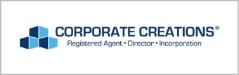 Visit Corporate Creations website