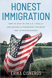 Honest immigration book cover