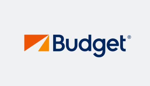 Budget Rent a Car banner
