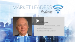 Listen to Paul Lipton on the Market Leaders podcast