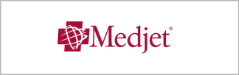 MedJet Assist member benefit button