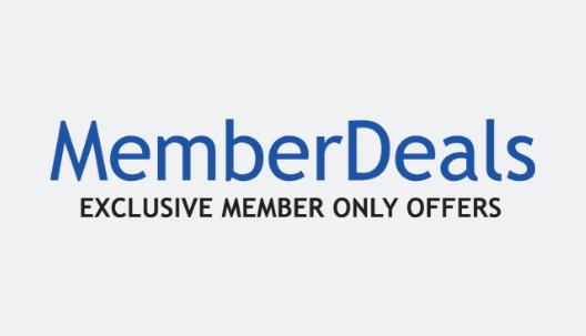 MemberDeals member benefit banner