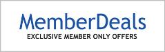 MemberDeals member benefit button