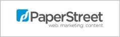 Visit PaperStreet online