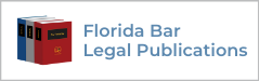 Florida Bar Legal Publications member benefit button