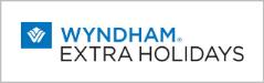 Wyndham extra holidays button