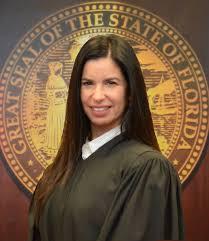 Judge Nushin Sayfie