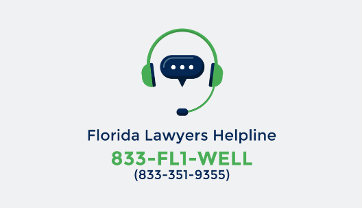 Florida Lawyers Helpline Member Benefit Banner