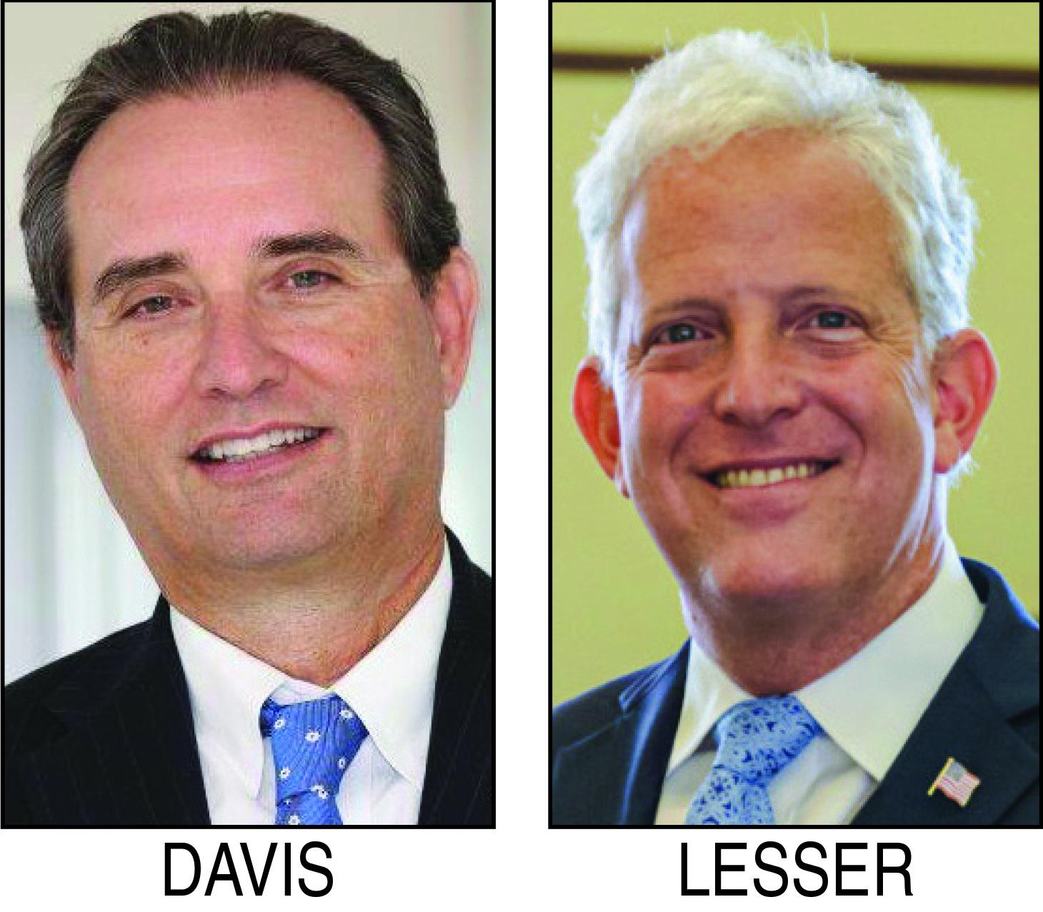 Steve Davis and Gary Lesser