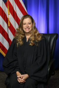 Judge Virginia M. Hernandez