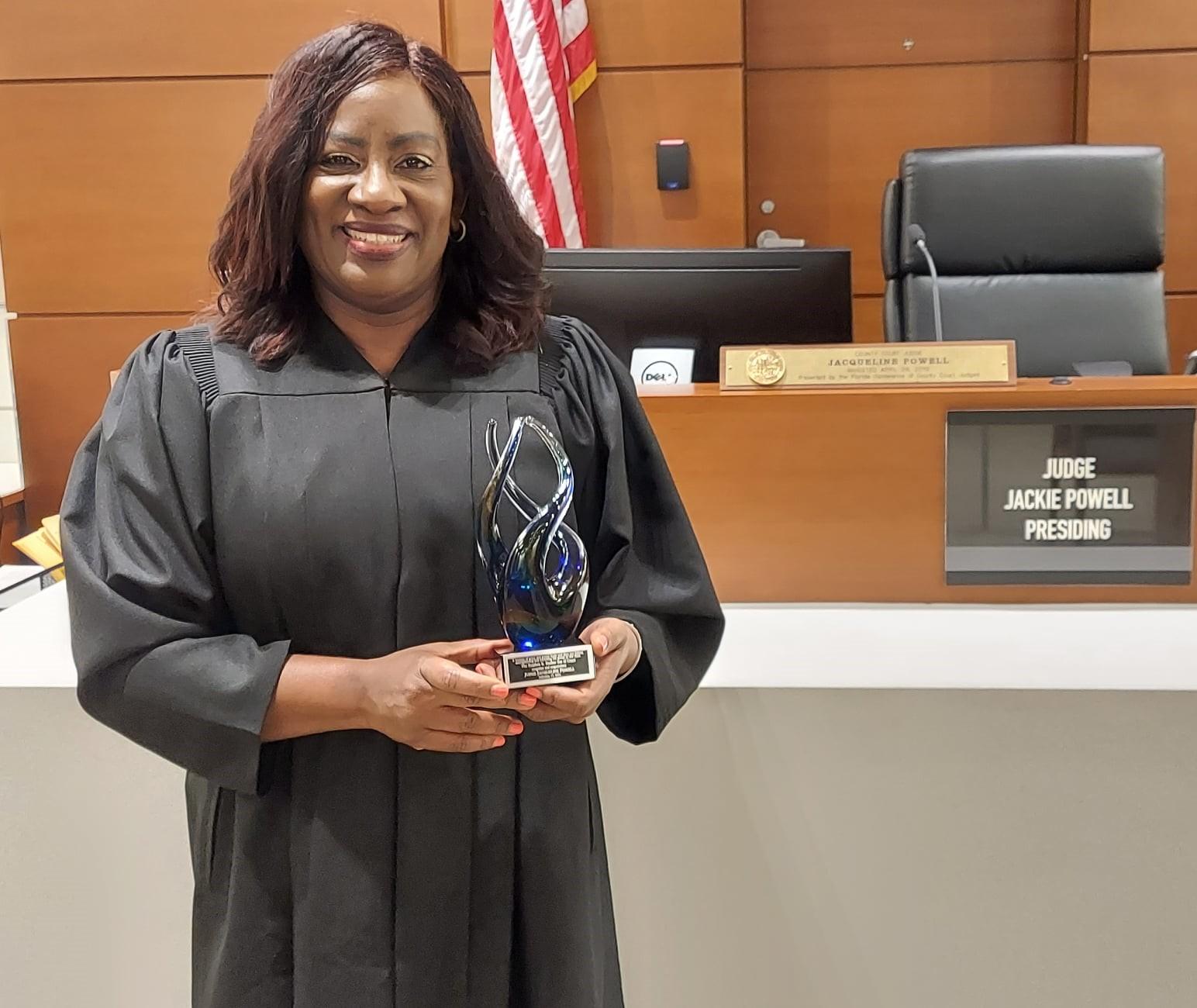 Judge Jackie Powell