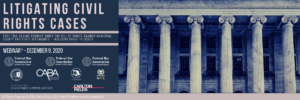 Litigating Civil Rights Cases