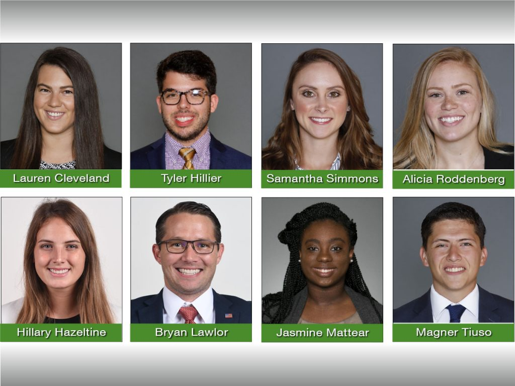 Stetson Law's trial teams