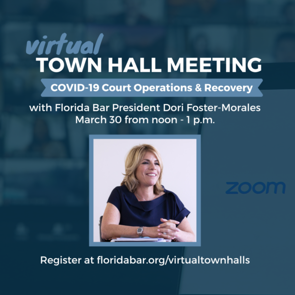 Virtual Town Hall Meeting Update- Facebook Square
