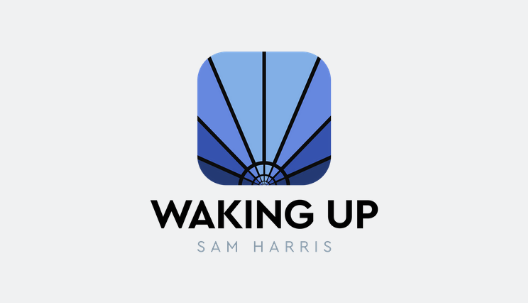 Waking Up app logo