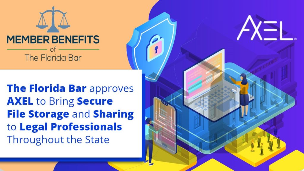 AXEL's secure file-sharing and storage platform joins the Member Benefits lineup