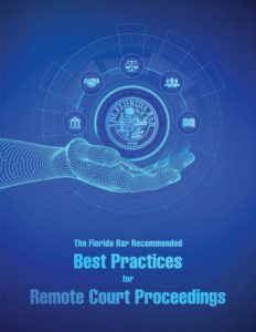 Best Practices for Remote Court Proceedings