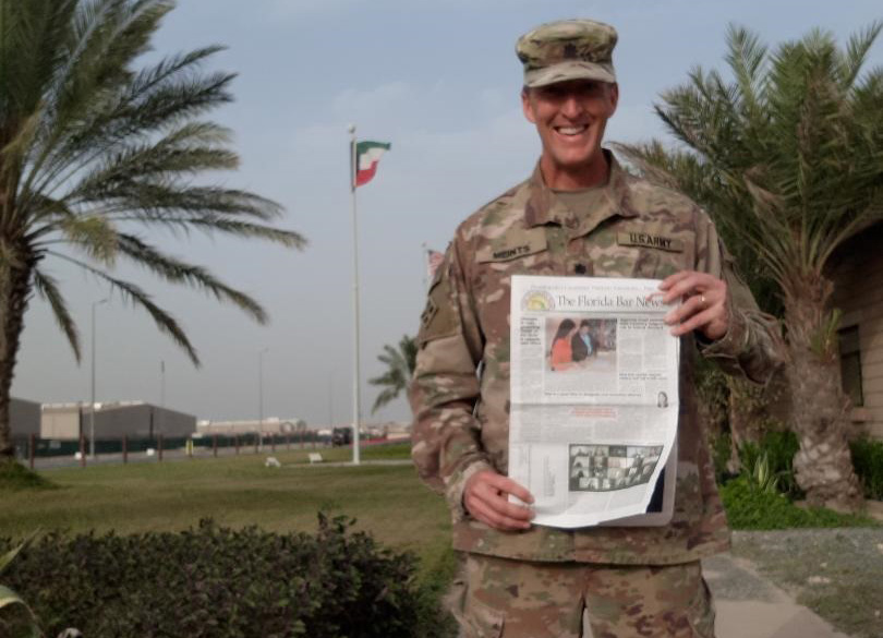Lt. Col. Steve Meints