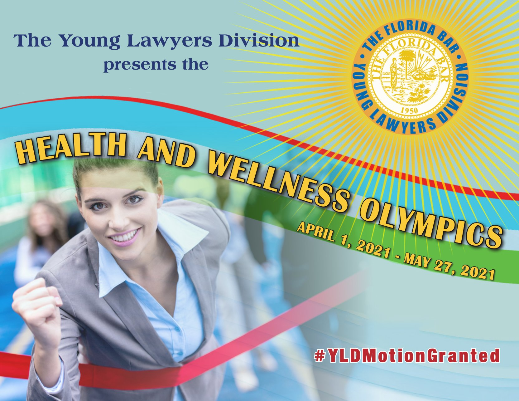 YLD Health and Wellness Olympics
