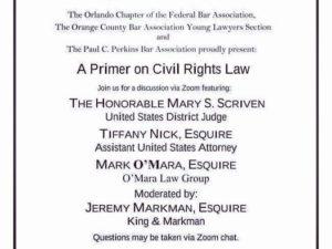 Federal Bar Association Orlando